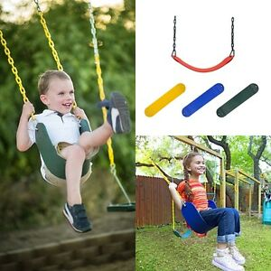 Outdoor Swing Seat Playground Swing Set Accessories Hanger Chain