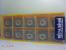 10 Plaquettes Pour Tourner Cnmg 120408-MH UC5115 De Mitsubishi Neuf H31510