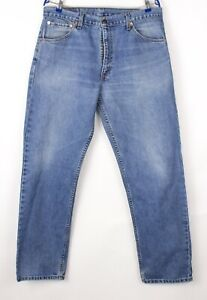 Levi's Strauss & Co Hommes 521 02 Jeans Jambe Droite Taille W38 L32 BCZ122