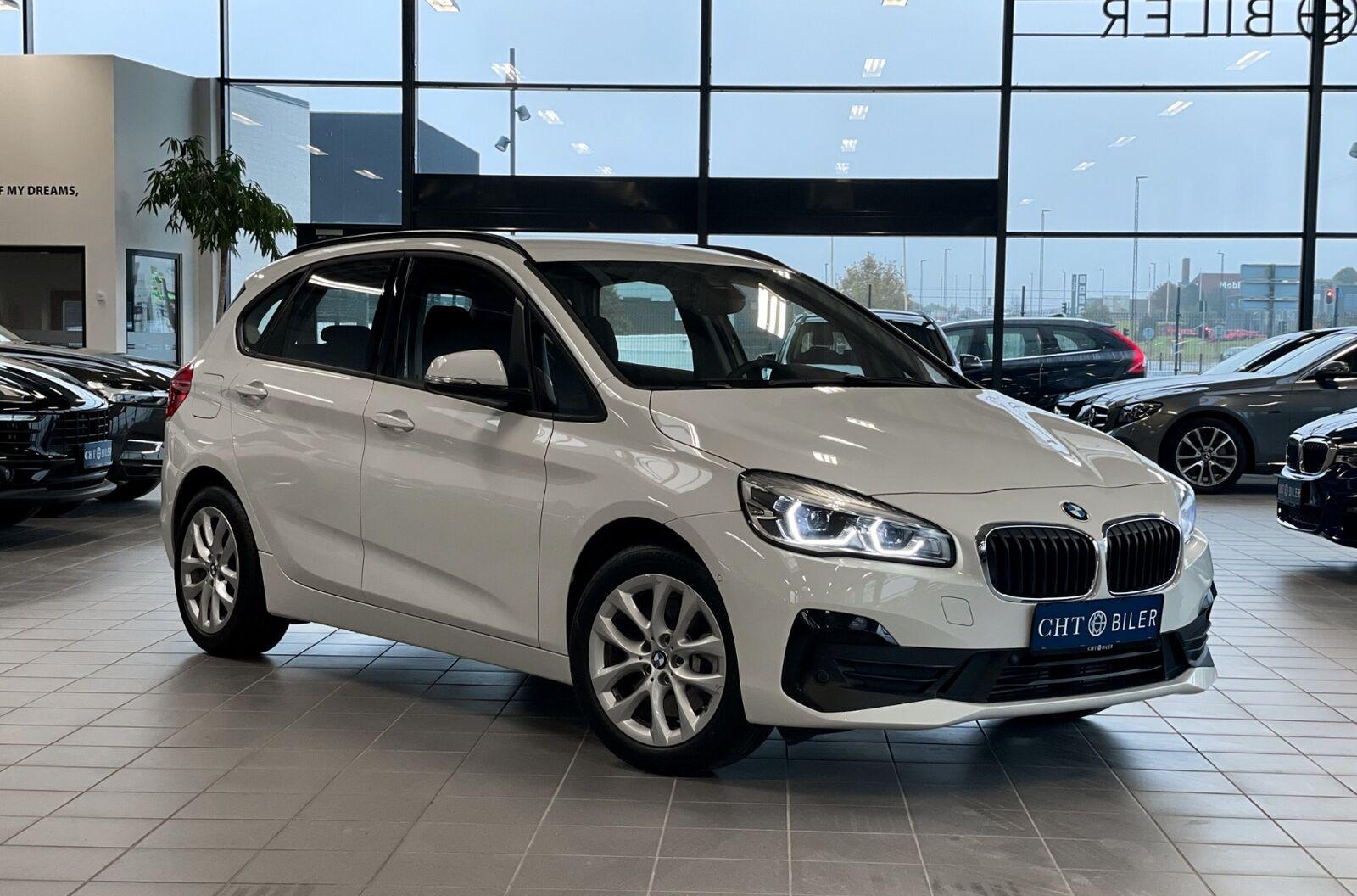 BMW 225xe 1,5 Active Tourer Advantage aut. 5d - 259.600 kr.