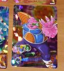 DRAGON BALL Z GT DBZ HEROES PART 4 CARD PRISM CARTE H4-53 SR DBH RARE JAPAN **