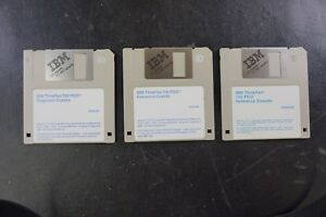 IBM-Thinkpad-700-PS-2-Diagnostic-Reference-Disks-3-5-Media