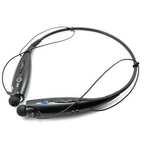 wireless bluetooth stereo headset earpiece for samsung galaxy note 5 iphone 6 6s ebay. Black Bedroom Furniture Sets. Home Design Ideas