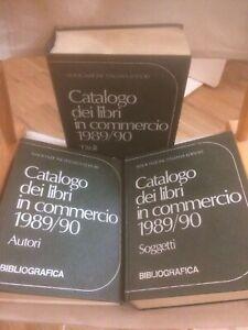 Catalogo-dei-libri-in-commercio-1989-90-Editrice-Bibliografica-1989