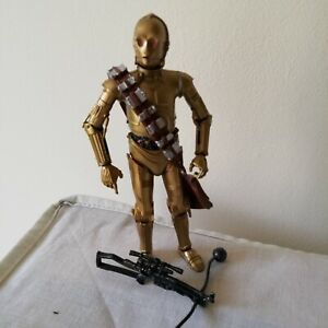 Hasbro Star Wars The Black Series C-3PO  6 Inch Action Figure Rise of Skywalker