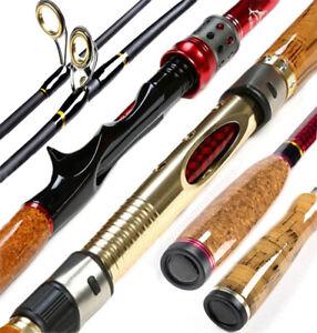 Carbon-Fiber-Fishing-Rod-Carp-Casting-Spinning-Pole-2-1M-10-25g-Test-Adjustable