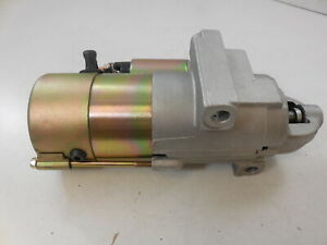 2-4-HP-SB-BB-Chevy-Satin-Delco-Style-Staggered-Bolt-Pattern-Starter