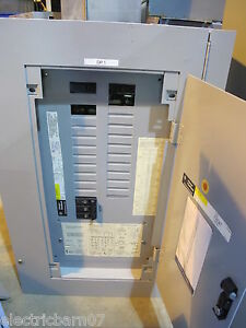 ge thqb32060 main breaker, 120 208 volt, panelboard e514 ebayimage is loading ge thqb32060 main breaker 120 208 volt panelboard