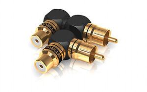 Viablue-XS-Cinchadapter-90-S-XL-Mix-Winkeladapter-40625-RCA-angled-adapter