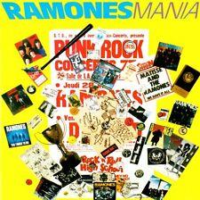 THE RAMONES - RAMONES MANIA CD (BEST OF) GREATEST HITS / US-PUNK / 30 SONGS !!!