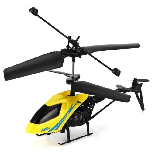 Helicoptero mini 2.5CH, juguete para niños y mayores, amarillo. Juguetes. #781