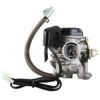 Pd18j Carburetor 50cc Gy6 China Atv Scooter Moped