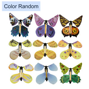 Greeting-Card-Magic-Flying-Butterfly-Works-With-All-Greeting-Card-11-11-5cm-Good