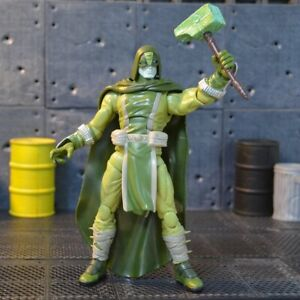 "Marvel Legends Ronan The Accuser Complete BAF 7/"" Loose Action Figure"