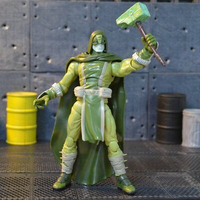 "Marvel Legends Ronan The Accuser Complete BAF 7/"" Loose Action Figure Toys Gift"