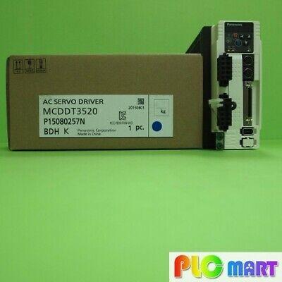 PANASONIC Used MCDDT3520 750W AC SERVO Driver DRV-I-570=6B16
