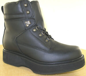 Hitchcock Mens Boots -Style 299 -Black