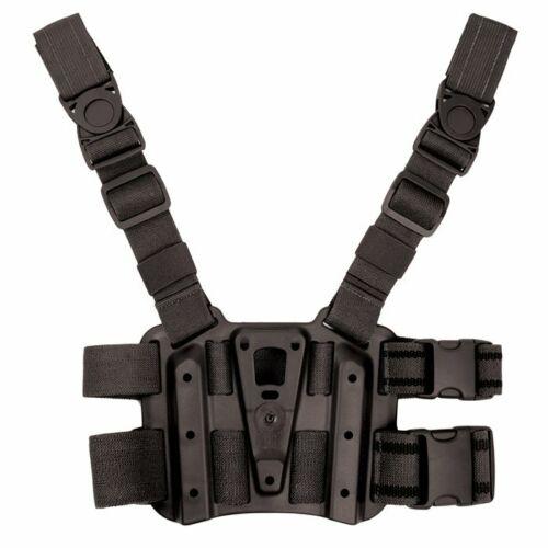 Blackhawk Tactical Holster Platform SERPA Duty CQC Drop-Leg Thigh Rig BLACK