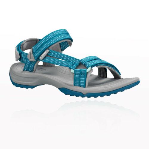 Teva Terra Fi Lite pour Femme Bleu Marche Outdoors Sports Sandales Été Chaussures