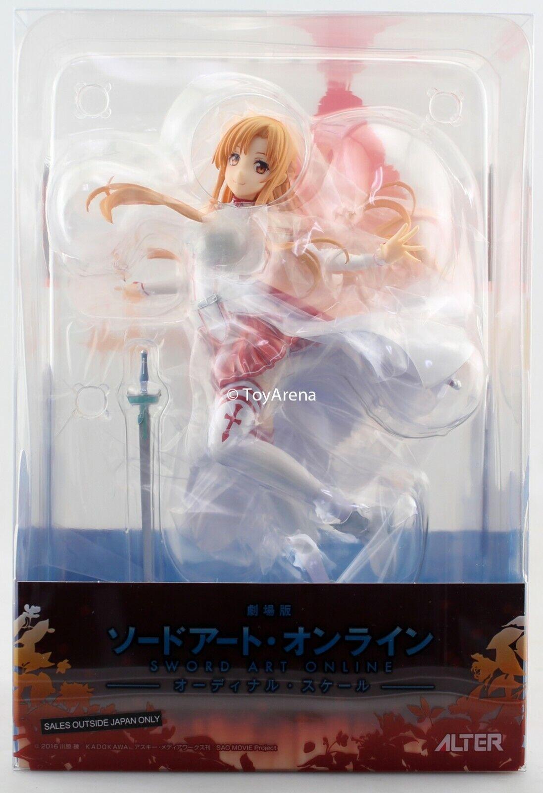 Alter 1 7 Sword Art Online Ordinal Scale Asuna Scale Statue Figure USA Seller