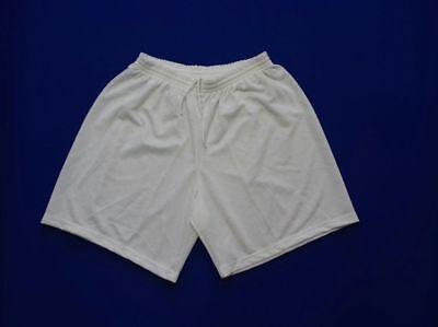 Footex 10 Pantaloncino Calcio Calcetto Misura L Colore Bianco Jaquard A Rombi