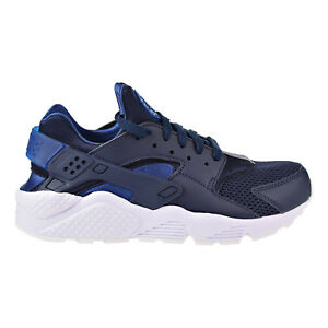 b64b0acc3f30 Nike Air Huarache Men s Running Shoes Obsidian Gym Blue-White 318429 ...