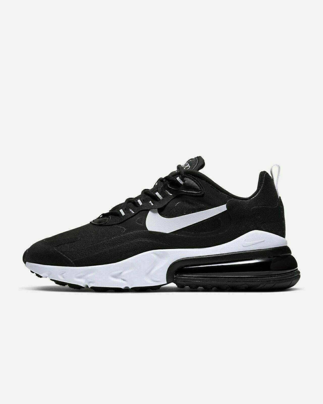 Nike Air Max 270 White Black Dusty Cactus Men Ah8050 001 Men 9 For