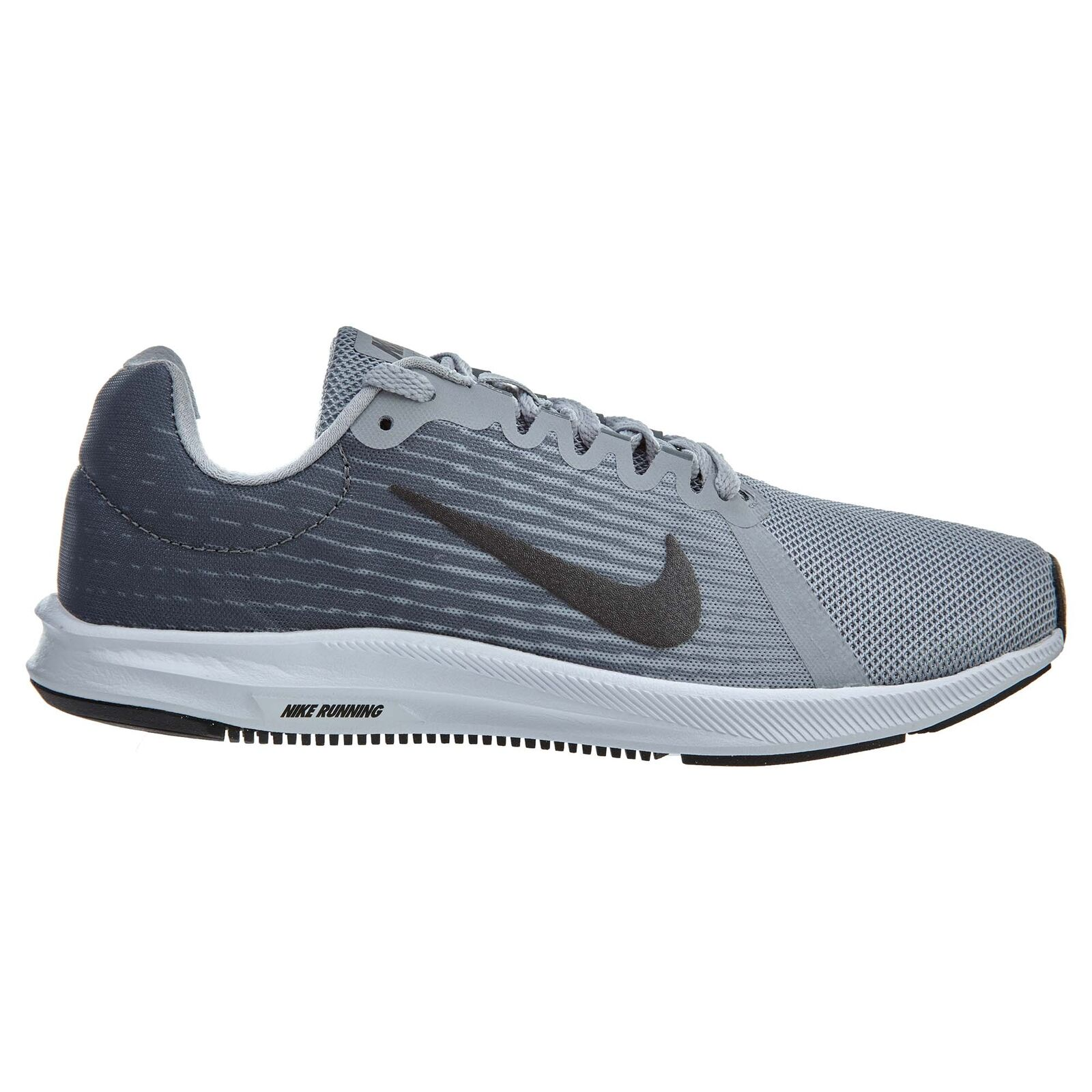 Nike Downshifter 8 Womens 908994-006 Cool Wolf Grey Mesh Running shoes Size 7