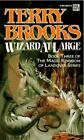Landover: Wizard at Large 3 by Terry Brooks (1989, Paperback)