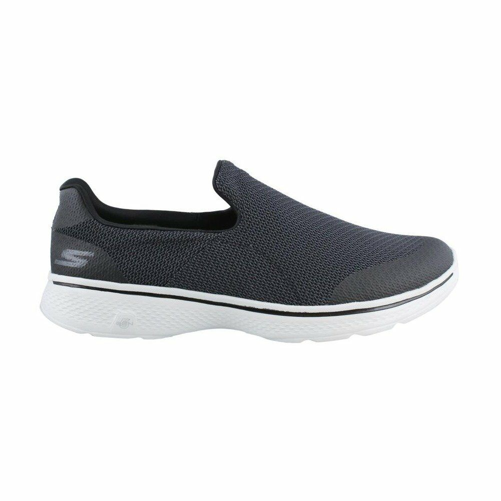 Skechers Skechers Skechers Schuhe – Go Walk 4-Expert schwarz grau 197ce3
