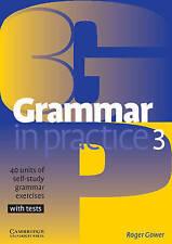 Grammar in Practice 3 by Gower, Roger