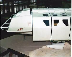 Lot 2: Color 8 x 10 prop photo shuttlecraft from V THE FINAL BATTLE 1984