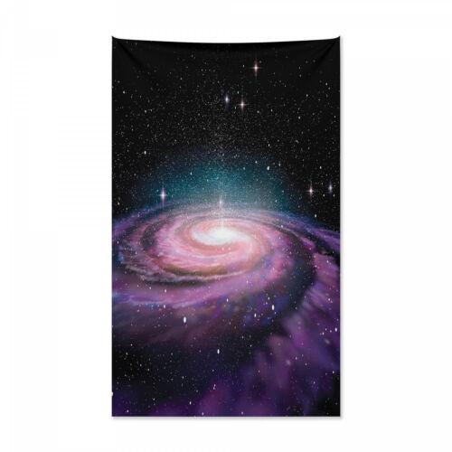 Galaxy im Weltraum Druck Galaxis Wandteppich und Tagesdecke