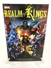 Realm of Kings by Dan Abnett and Andy Lanning (2014, Paperback)