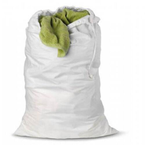 Laundry Drawstring Xmas Gift favour Sack Bag White 100/% Natural Canvas Cotton