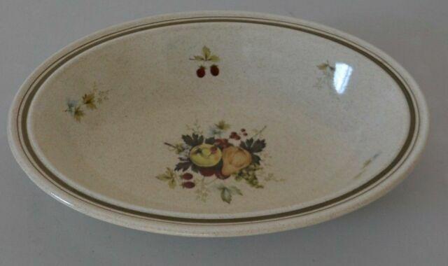 Lambethware Royal Doulton Cornwall Salad Plate 1973