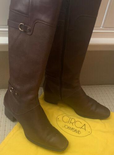 Circa Joan & David Knee High Riding Boots