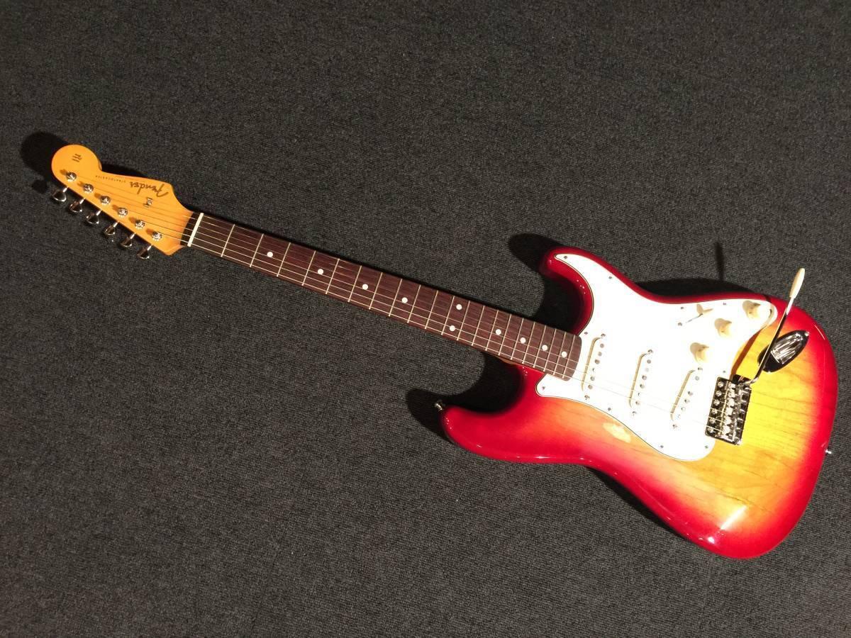 Fender Japan ST62TX CBS CBS CBS Hermoso Raro EMS No.053618 de Japón F S   tienda de bajo costo