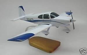 Details about RV-10 Vans Private RV10 Airplane Wood Model FreShip BIG