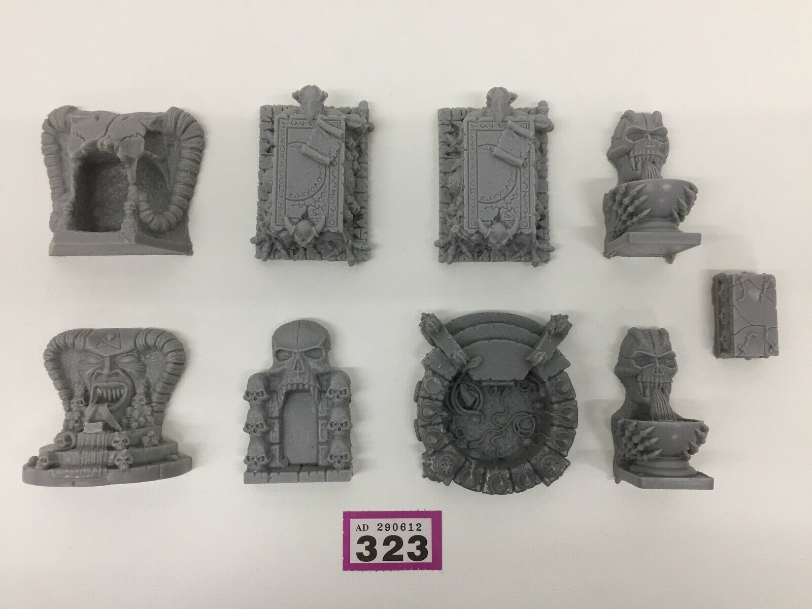 Warhammer Fantasy Thundercats Age of Sigmar Donjons & Dragons Terrain Scenery Set