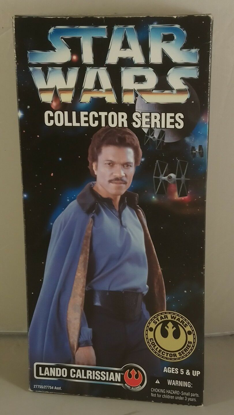 Star Wars Collector Series 12  Lando Calrissian