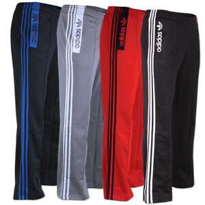 14d603b1c22 Das Bild wird geladen adidas-Herren-Originals-Trainingshose-Beckenbauer -Track-Pant-Trefoil-