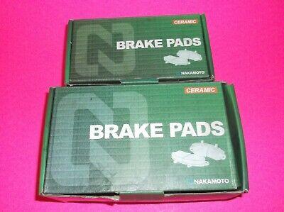 Front Nakamoto CD924 Disc Brake Pads