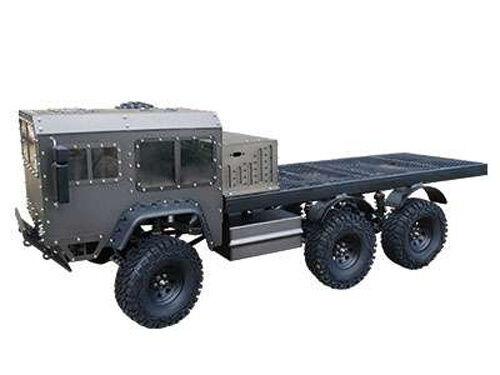 Amxrock heavy heavy heavy metal nº 6 v2 camión camión scaled body metal nuevo  marca de lujo