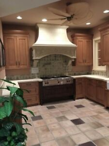 Custom Display Kitchen For Sale Beautiful Alder Cabinets With