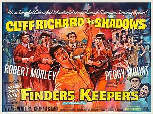 Finders-Keepers-Cliff-Richard-16-034-x-12-034-Reproduction-Movie-Poster-Photograph