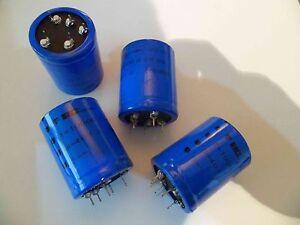 2-x-10000uF-40V-Vishay-BC-Large-Can-Capacitor-Snap-in-050-series-2-pcs-NEW