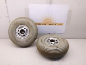 Permobil-2-50-3-Rear-Castor-Set-of-2-Used