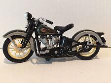 Harley-Davidson 1:18 Series 7 1936 EL Knucklehead 2000