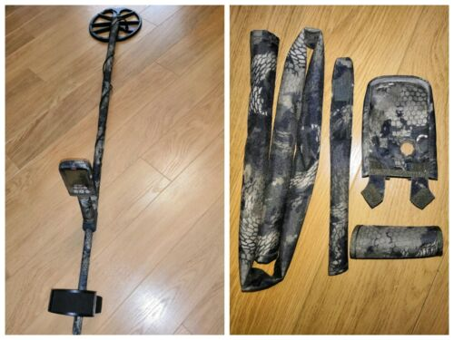 """The set of 4 cases for Minelab Equinox 600//800 /""""Snake/"""""""